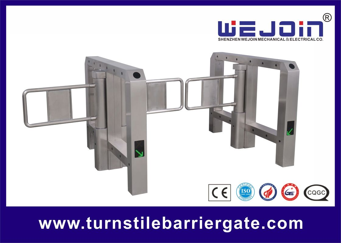 Intelligent brand-new bridge-type swing barrier with high reliability fornitore