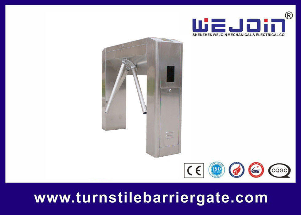 Automatic Tripod Turnstile Gate Access Control system For Intelligent Mangement fornitore
