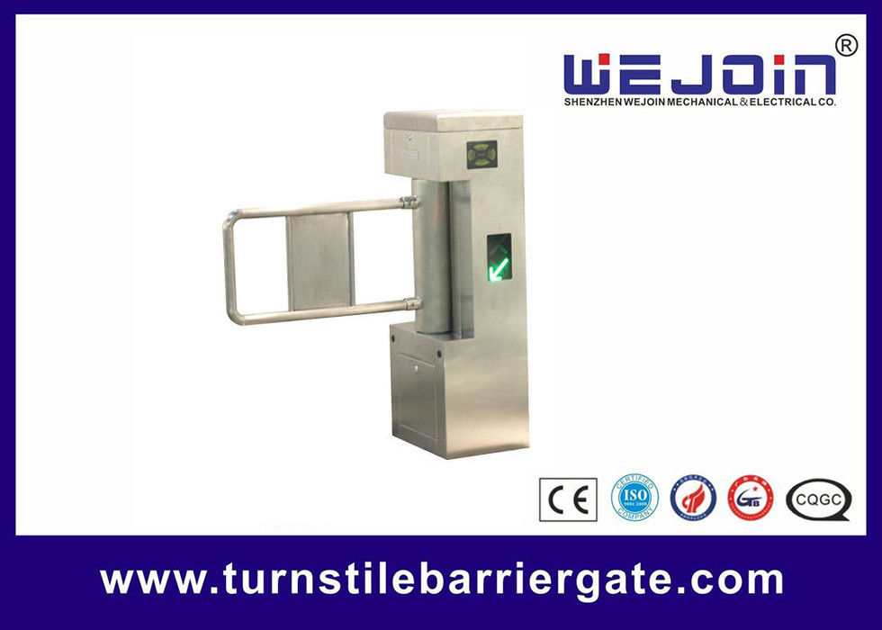 220V/110V Durable  Access Control Swing Barrier Gate With High Quantity fornitore